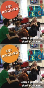 Get Involved: Join a group or start your own