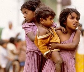 street-children-in-India