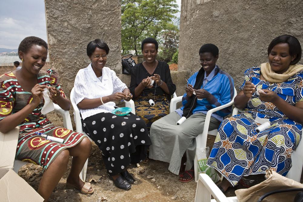 Rwanda group
