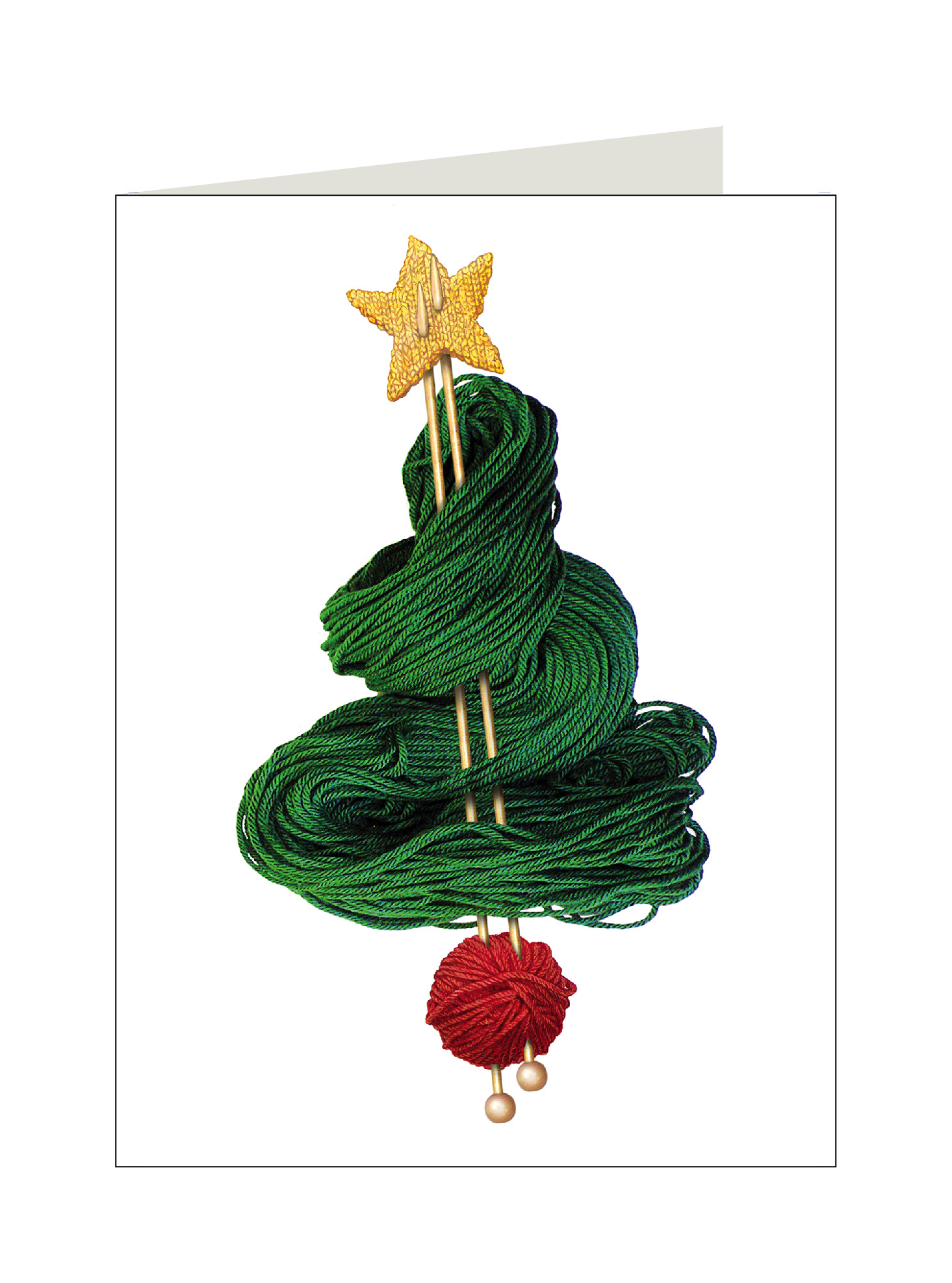 Knitting Patterns For Christmas Cards : Christmas cards