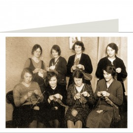 Knitting Circle 3D