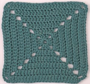 My Favourite Crochet Square by Erika Knight for KnitPro Designer-along