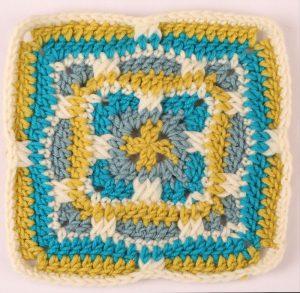 Kaleidoscope by Sara Huntington for Knit Pro Designer Along