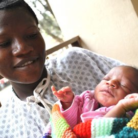 fff sierra leone baby and mum MakeADifferencePageImage