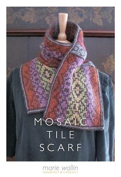 MosaicTileScarf