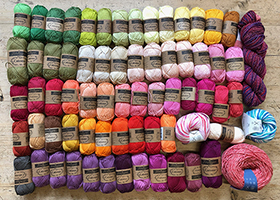 June Raffle - Colourful Cotton